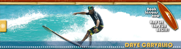 Honolulu :: Big Wave Dave – Surf Lessons and Outrigger Ride