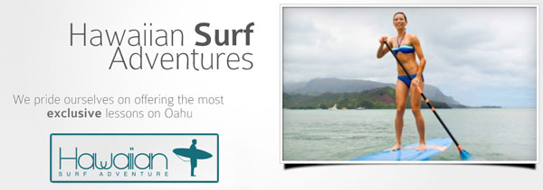 Hawaiian Surf Adventures :: Hawaii Kai